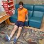 Los jugadores del Sala Ourense se ejercitan en sus casas
