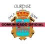 Comunicado Oficial: El Sala Ourense – Ribeira F.S. aplazado