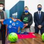 OVB y el Sala Ourense sellan un acuerdo de patrocinio